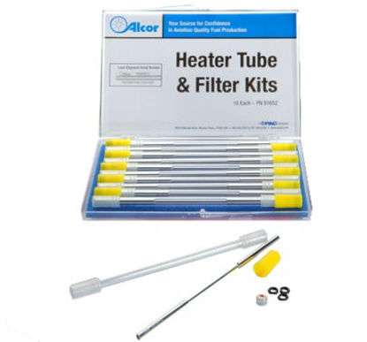 Heater Tube and Filter Kit (Box of 10)