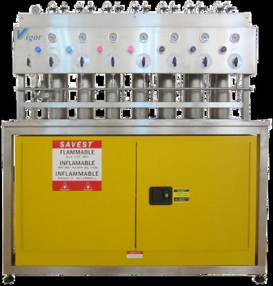 5x Column Solvent Purification System Base Unit