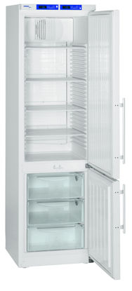 LCv 4010 MediLine Laboratory Fridge-Freezer with Comfort Controller, Volume 361 L,