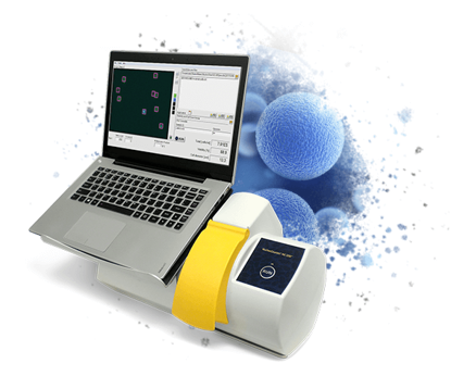 NucleoCounter NC-200 package The NucleoCounter® NC-200™ is a high precision automated cell counter utilizing state-of-the-art image cytometry.