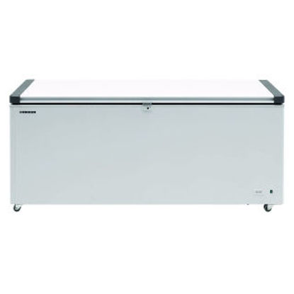 Food service chest freezer 754L, -24 degrees