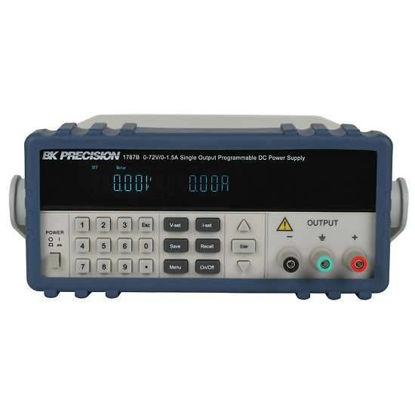 DC POWER SUPPLY 72V 1.5A Easy-to-