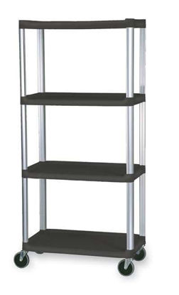 "60""MOBILE SHELF 5 SHELF"