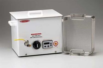 FXP Ultrasonic Cleaner 10 L, DIGITAL TIMER - WITH HEAT, TANK: 295 x 240 x 150MM