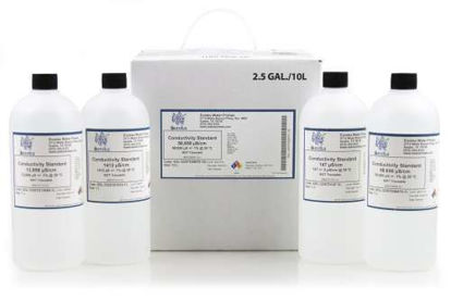Conductivity standard, 147 microS KCl; also used as 34.3 mg/l chloride standard, 1 L