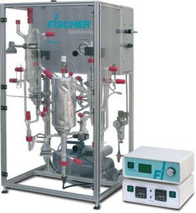 Vapour-Liquid-Equilibrium Determination Apparatus FISCHER® LABODEST® VLE 602