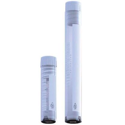 Argos Technologies PolarSafe  Sterile 2D Cryovials, 5 mL, Skirted-Bottom, External Thread; 50/Pk