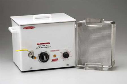 FXP Ultrasonic Cleaner 10 L, MECHANICAL TIMER - WITH HEAT, TANK: 295 x 240 x 150MM