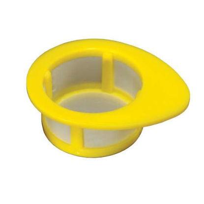 Argos Technologies Cell Strainer, 100 um, Yellow, Sterile, Individual Wrap, 50/Cs