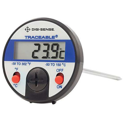 JUMBO DISPLAY DIAL THERMOMETER