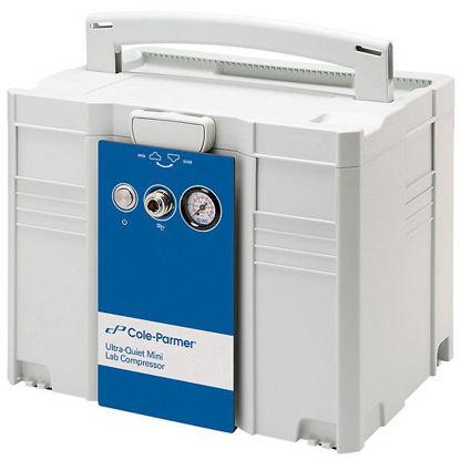 Ultra-Quiet 77 Mini Lab Compressor