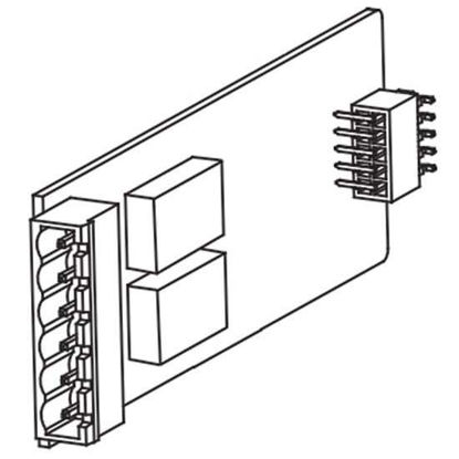 GF Signet 3-8900.403-2 Relay Modules, two solid state relays