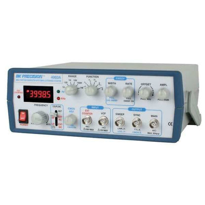 B&K Precision 4001A Function Generator, 4 MHz, Sweep; No Display