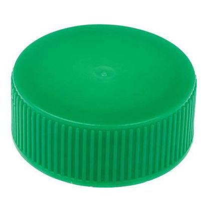 CELLTREAT Scientific Products 229453 Centrifuge Tube Flat Top Cap, 50 mL, Bag, Nonsterile; 500/Cs