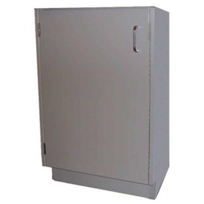 """HEMCO Base Cabinet for Fume Hoods, 24"""" W"""