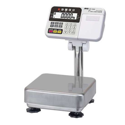A&D Weighing HV-15KC Bench Scale, 3/6/15 kg x 0.001/0.002/0.005 kg; NTEP Approved