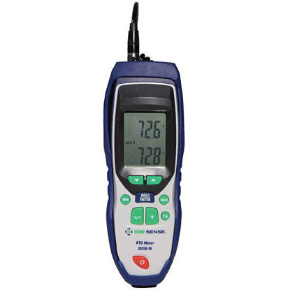 Digi-Sense RTD Thermometer, NIST Traceable Calibration