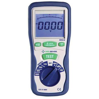 Digi-Sense 1kV Handheld Insulation Tester