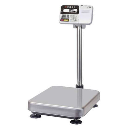 A&D Weighing HW-100KC High Resolution Bench Scale; 100 kg x 0.01 kg
