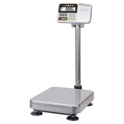 A&D Weighing HV-60KC Bench Scale, 15/30/60 kg x 0.005/0.01/0.02 kg; NTEP Approved