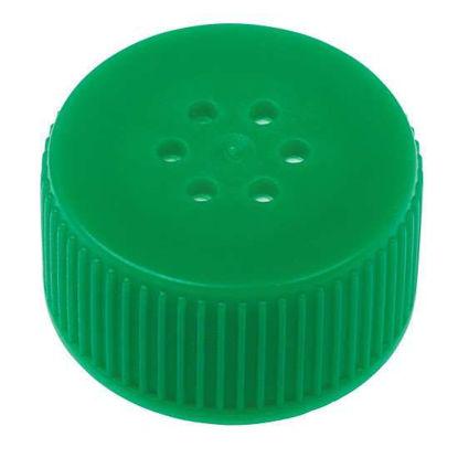 CELLTREAT Scientific Products 229473 Bio-Reaction Centrifuge Vented Tube Cap, 15 mL, Bag, Sterile; 100/Cs