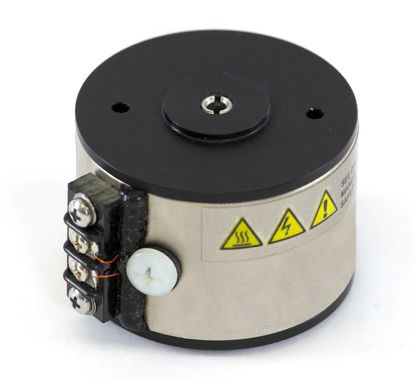 Miniature Inertial Shaker, 9 N (2 lbf) pk sine force, 6N (1.4 lbf) RMS random force (natural cooling). Includes cable, mounting screws and spare fuses.