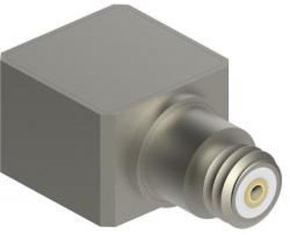 Model: 3305A1 - 10-32 side connector, adhesive mount 500g range, 10 mV/g