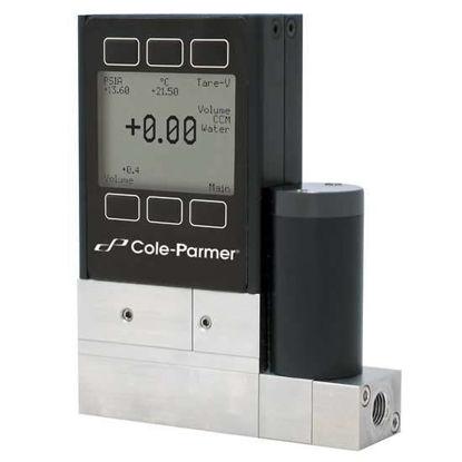 Cole-Parmer Flow Gas Mass Flow Controller, 0.01 to 1 LPM
