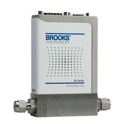 Brooks GF040 Digital Mass Flow Controller, 7.2-15 LPM, N2