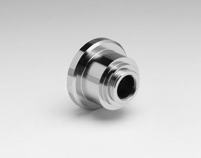 """C-Mount adapter 0.70x for 2/3"""" Cameras"""