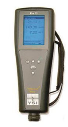 Pro20, Dissolved Oxygen and Temperature Handheld