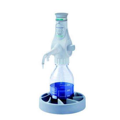 Dispenser ceramus® variable vol. 10 - 60 ml, grad 1,0 ml