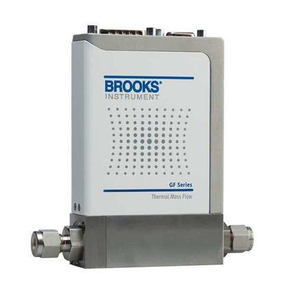 Brooks GF040 Digital Mass Flow Controller, 31-92 sccm, H2