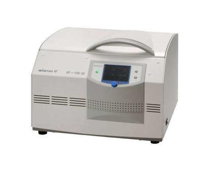 Sigma 6-16S, laboratory table top centrifuge, 220-240 V, 50/60 Hz
