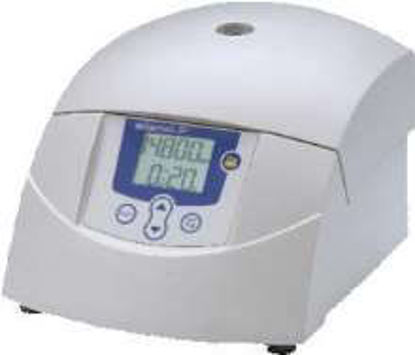 Sigma 1-14, laboratory table top microcentrifuge, 220-240 V, 50/60 Hz