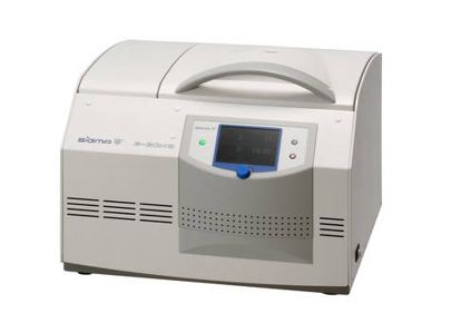 Sigma 3-30KS, refrigerated high speed table top centrifuge, 220-240 V, 50 Hz