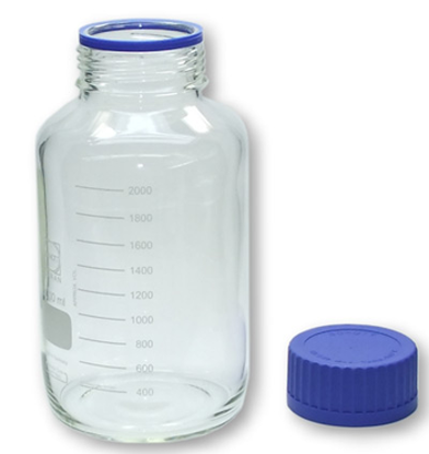 sample glass 2 litres
