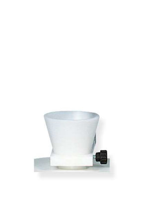 funnel 5 mm dia. (only for division of suspensions with dividing head, division ratio 1:30)