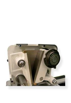 Crushing jaws for model II fixed crushing jaw, chromium-free tool steel