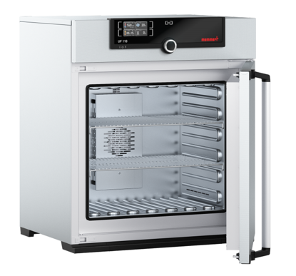 Universal oven UF110, forced air circulation, SingleDISPLAY, 108 Litres, 300 °C, with 2 grids