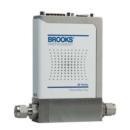 Brooks GF040 Digital Mass Flow Controller, 3-10 sccm, Ar
