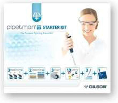 Pipetman G Starter Kit