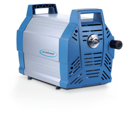 Diaphragm pump MV 10 NT, four-stage, 230 V / 50-60 Hz, CEE mains cable