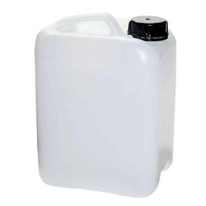 Baritainer Jerry Can, Natural, HDPE/Quoral 10 L