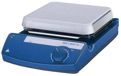 """IKA 3582600 C-Mag MS Magnetic Stirrer, Ceramic Top, 10 x 10""""; 230V"""
