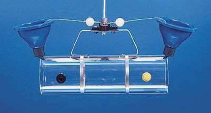WATER SAMPLER PVC 2.2L