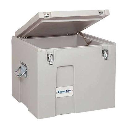 Dry Ice Storage Chest, 1.6 cu ft, 90 lb capacity