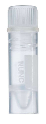 Thermo Scientific Nunc CryoTubes, Internal Thread/Conical/1.0 mL; 50/Bag (bag of 50)