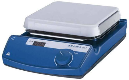 "IKA C-MAG HP 7 IKATHERM Glass-Ceramic Hot Plate, 7"" x 7""; 230 VAC"