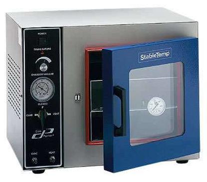 Cole-Parmer StableTemp Vacuum Oven, 0.7 cu ft, 20L, 240 VAC, 2 Shelves